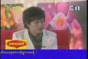 CTN 21 Khmer- 8 July 2009-1 Yok Chinda Interview Sen Ranuth