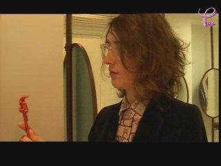 JEANNE MOCHE 19 à un casting coiffure