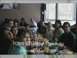 TOBB ETÜ İşletme Yüksek Lisans Programı Tanıtım