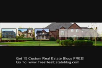 Real Estate Marketing With Web 2.0 Blogs