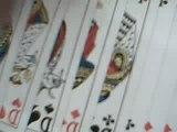 tour, de magie avec cartes