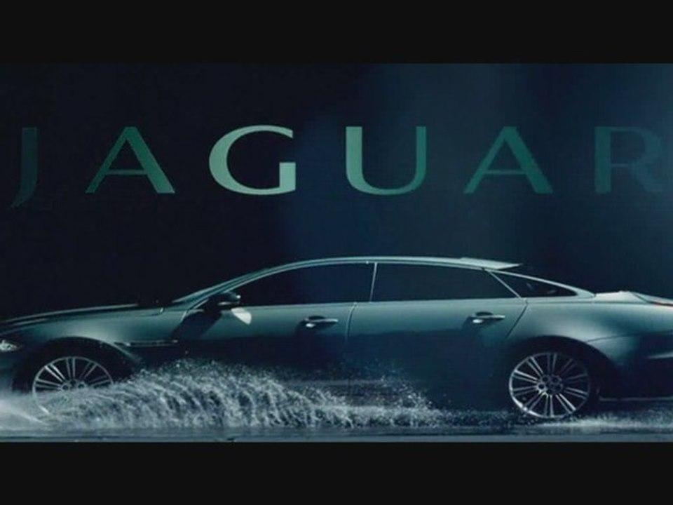 All-New Jaguar XJ 2010: Global Reveal - video Dailymotion