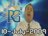 RussellGrant.com Video Horoscope Leo July Friday 10th