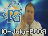 RussellGrant.com Video Horoscope Virgo July Friday 10th