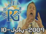 RussellGrant.com Video Horoscope Pisces July Friday 10th