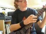 Toccata guitare électrique