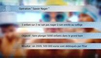 """Opération """"Savoir nager 2009"""""""