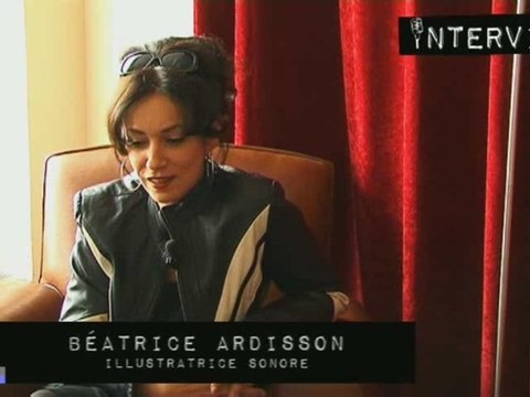 Interview - Béatrice Ardisson - Juillet 2009