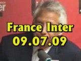 Dominique de Villepin (09.07.09)
