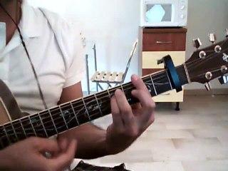 Visionnez les Cours Vidéo de Bouba mon petit ourson G�n�rique dessin anim� - Cours de guitare avec Accords