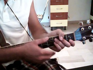 Visionnez les Cours Vidéo de Cl�mentine G�n�rique dessin anim� - Cours de guitare avec Accords