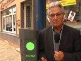 Nouvelle bornes de stationnement à Troyes