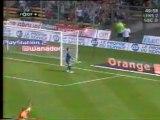 RC Lens - FC Sochaux, L1, saison 2004/2005 (vidéo 2/3)