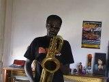 Improvisation musicale libre