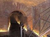 Neapel - unterirdische Geothermie Zone - Italien