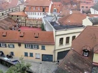Bamberg -  Bavaria, Germany. UNESCO eingetragen