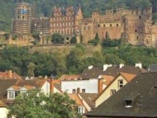 Heidelberg - Großstadt im Südwesten -  Deutschlands,