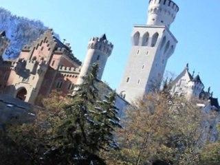 Die Romantische Straße - Fssen -Deutschland