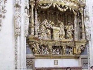 La Catedral de Santa María de Burgos -  España - Patrimonio de la Humanidad por la Unesco