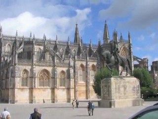 La Abadia de Santa Maria de Alcobaç - Portugal -  Patrimonio de la Humanidad por la Unesco