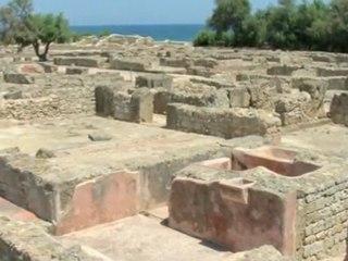Ciudad púnica de Kerkoune y su necrópolis . Tunisia -UNESCO Patrimonio de la Humanidad