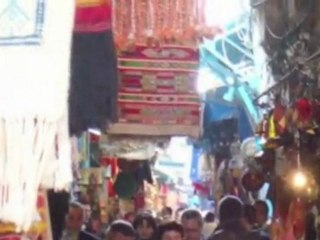 Tunez Medina. Patrimonio de la Humanidad por la Unesco