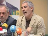 """Llamazares llama """"tirano"""" a Strauss-Kahn tras su detención"""