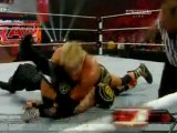 Rey Mysterio and Alex Riley vs. Jack Swagger and The Miz