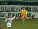 Paris SG - RC Lens, L1, saison 2004/2005 (vidéo 1/3)