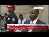 Encore l'affaire Nafissatou-DSK...-DSK libéré de l'assignation à résidence