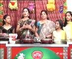 Abhiruchi - Recipes - Fried Potato Rice, Gasa Gasala Payasam & Macaroni Payasam - 04