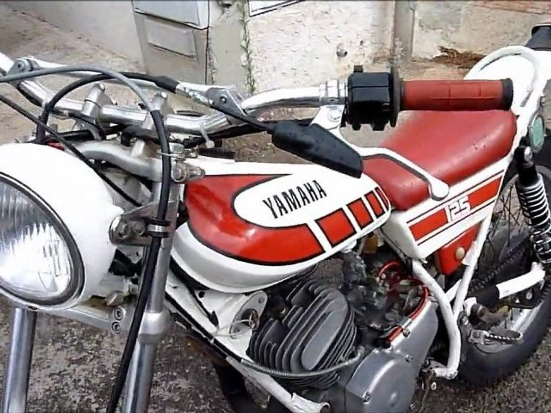 Vente Yamaha Ty 125 Le Film