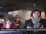 Bernadette Laclais - Assises Nationales de l'Aménagement et de l'Economie Durables en Montagne