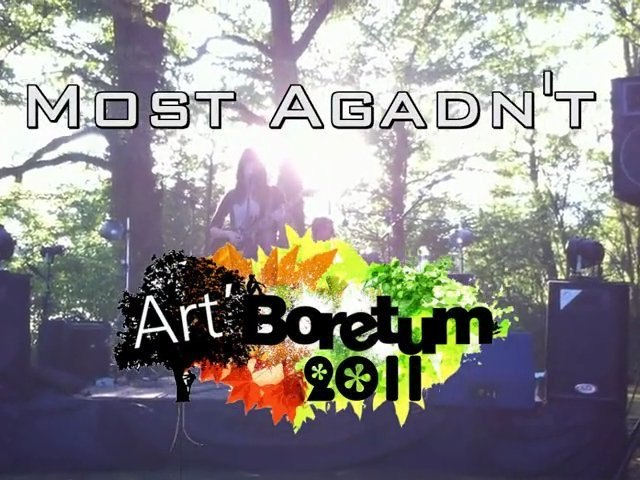 Most Agadn't @ Art'Boretum