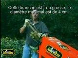 Comment utiliser une broyeuse de branches ?