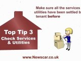 Property Management Tips - 4 Top Tips for End of a Tenancy