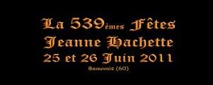 539èmes Fêtes Jeanne Hachette