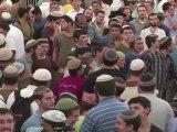 Israël: 2.000 personnes manifestent pour les rabbins arrêtés