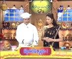 Abhiruchi - Recipes - Capsicum Miriyala Charu, Alu Vada & Majestic Panner - 01