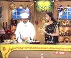 Abhiruchi - Recipes - Capsicum Miriyala Charu, Alu Vada & Majestic Panner - 02