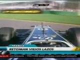 Fórmula 1: Williams volverá a usar motores Renault
