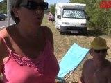 Tour2011. Les camping-cars sur la route du Tour