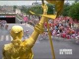 La géologie du Tour de France 21 : la traversée du bassin parisien