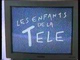 TF1 18 Décembre 1998 Générique les enfants de la télé,1 pub+4 jingles, 3 B.a