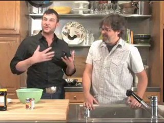 Cooper's Kitchen: Cooking with George Motz