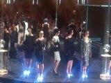Defilé CHANEL Lagerfeld : Coco Vendome Gd Palais 2011