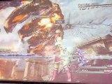 Démo de gameplay (Serah et Noel ) Final Fantasy XIII-2  Japan Expo 2011
