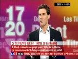 LCI reçoit Renaud Donnedieu de Vabres sur l'Hôtel de la Marine