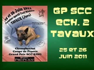 Tavaux Finale Coupe des Clubs 2011 GP SCC Ring 2