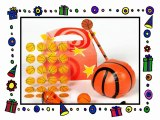 Basketball Birthday Party Supplies and Decorations